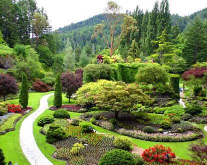 Butchart Garden Victoria